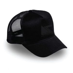 Rush Trucker Cap - Blacked Out