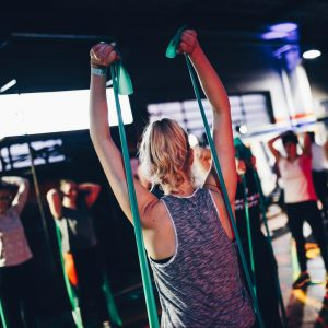 5 Day Resistance Band Workout VO2